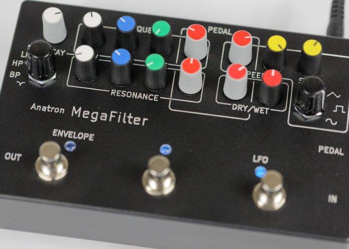 MegaFilter versatile analogue Resonant Filter