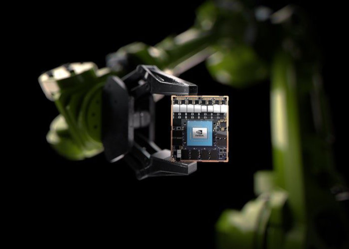 NVIDIA artificial intelligence chip