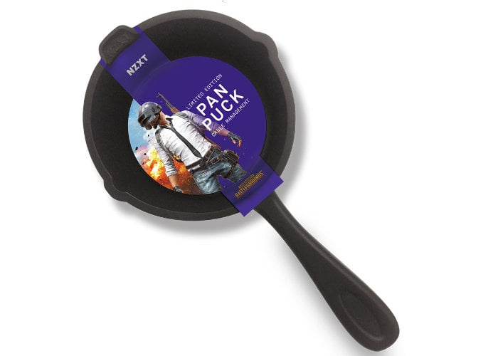 NZXT Limited Edition PUBG Pan Puck