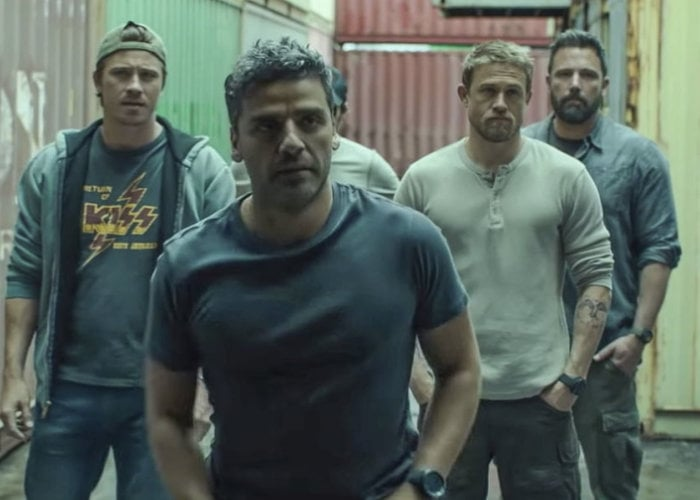 Netflix Triple Frontier movie