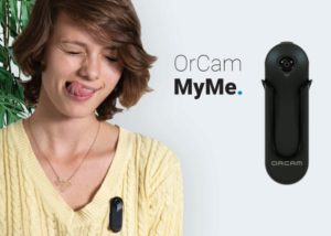 OrCam wearable social smart camera