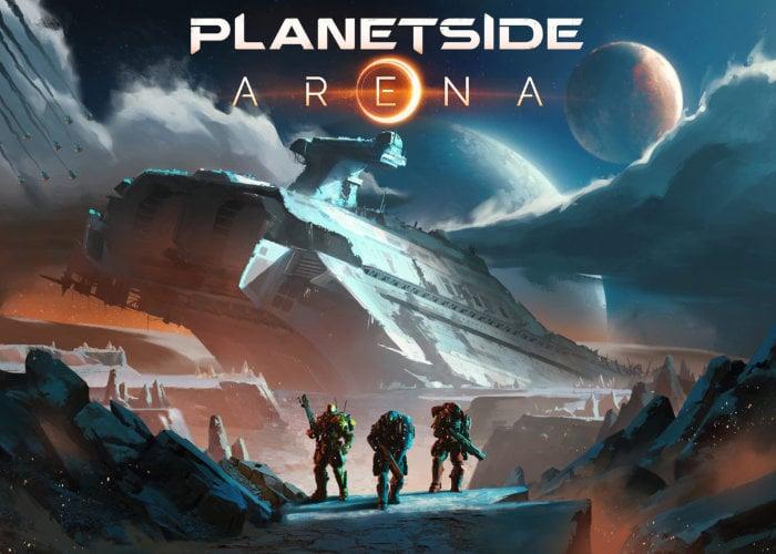 PlanetSide Arena