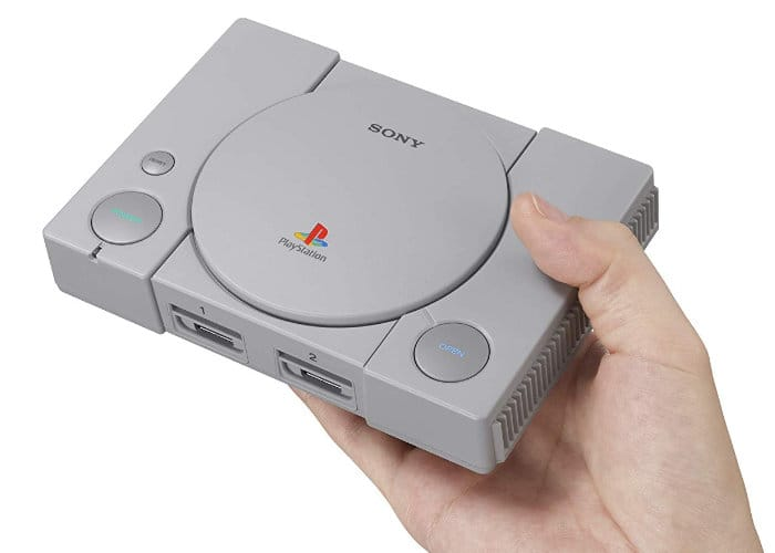 PlayStation classic hacked
