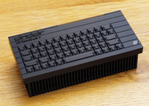 Raspberry Pi retro ZX Spectrum+