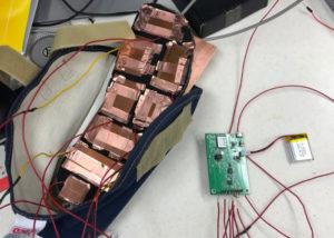 Raspberry Pi smart shoe sensor