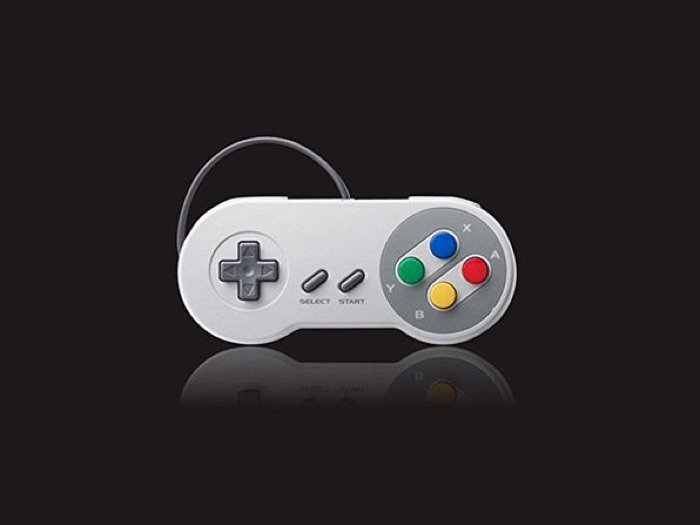 Throwback Gaming Console