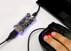 Transform your trackball into a scroller using TracXcroll