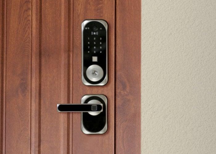 US:E smart lock