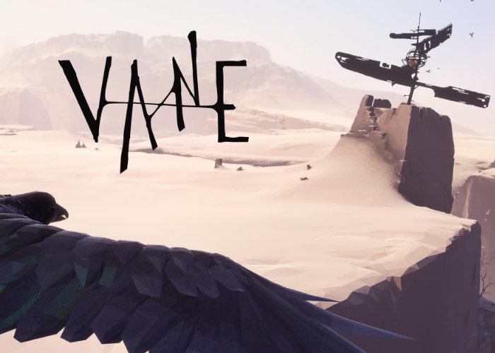 Vane adventure game PS4