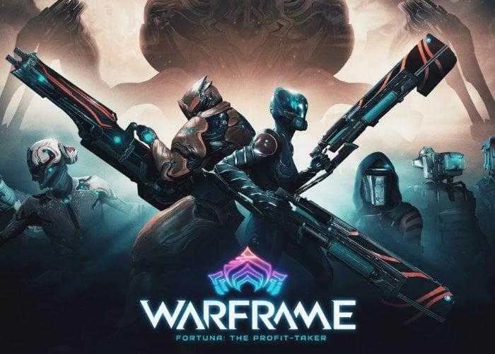 Warframe Fortuna The Profit-Taker