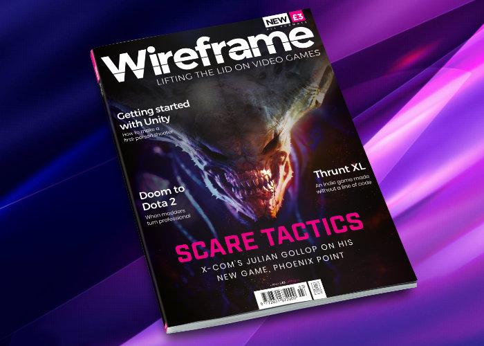 Wireframe gaming magazine issue 3 published