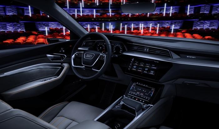 Audi in car technology