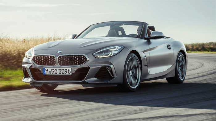 BMW Z4 Pricing Leaks and it's not Cheap