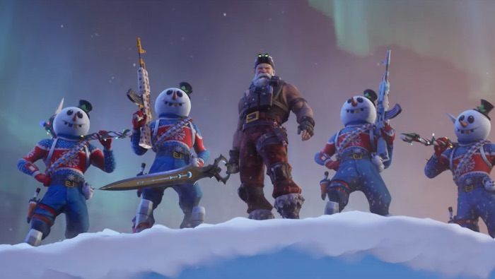 Infinity Blade is in Fortnite Battle Royale Season 7