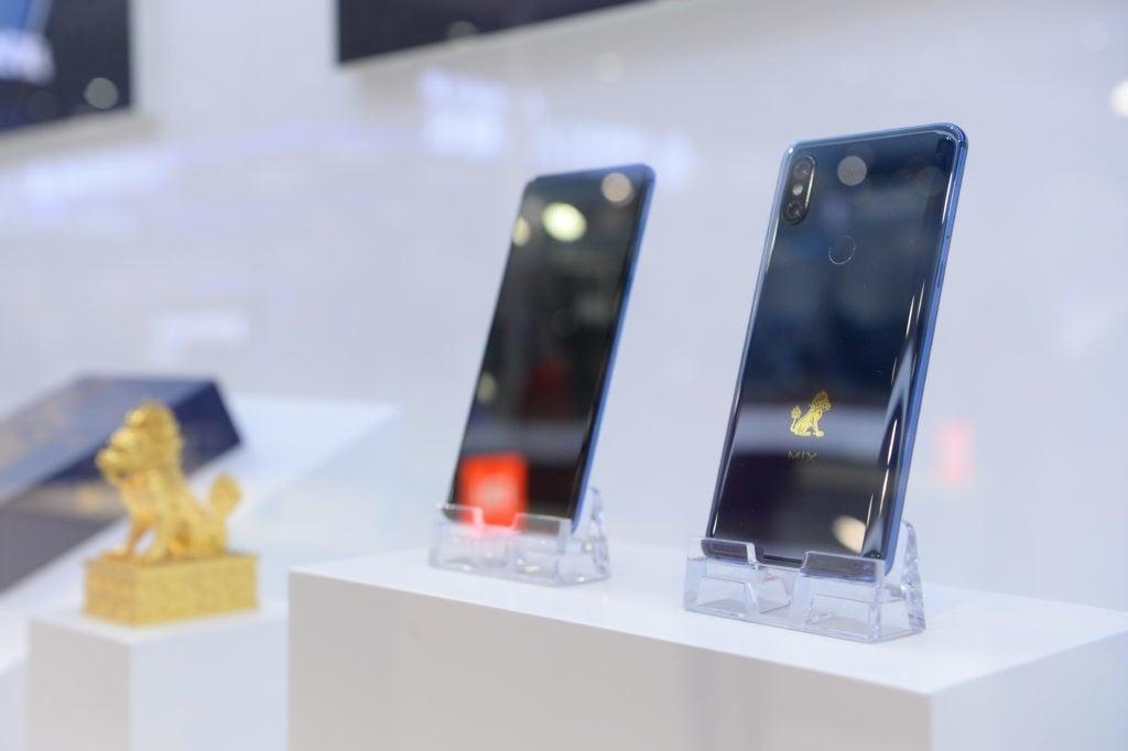 5G Xiaomi Mi Mix 3
