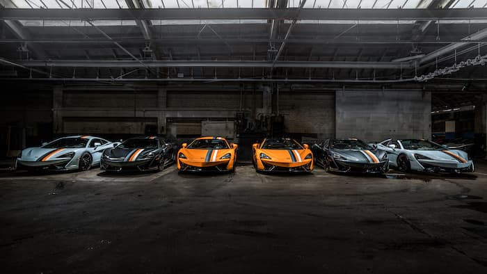 special edition supercars