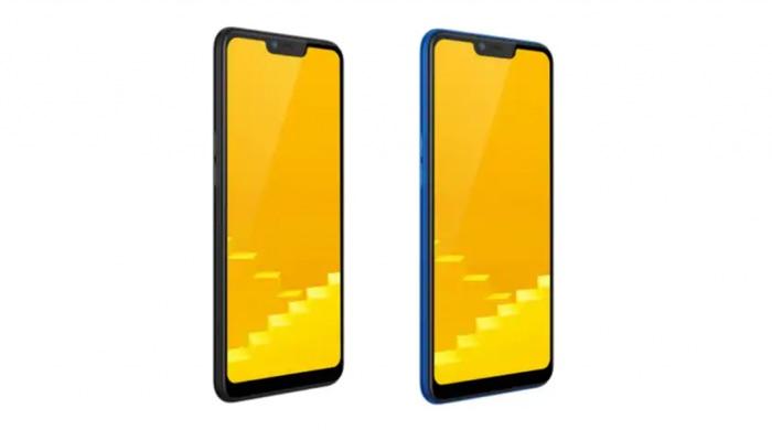 2019 Realme C1 smartphone