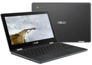 ASUS Chrome OS tablet