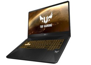 ASUS FX505DY and FX705DY Gaming Notebooks