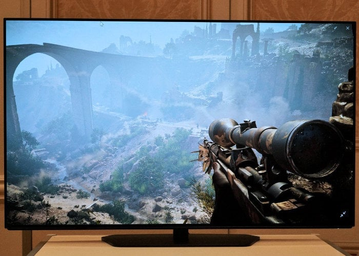Alienware OLED gaming monitor