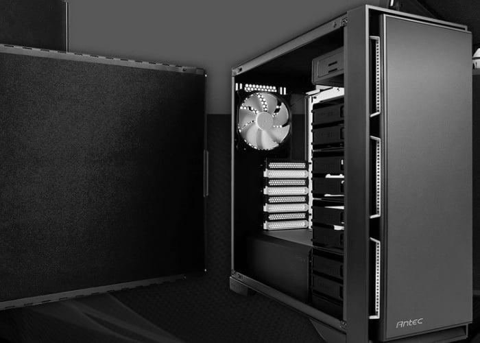 Antec Silent PC case CES 2019