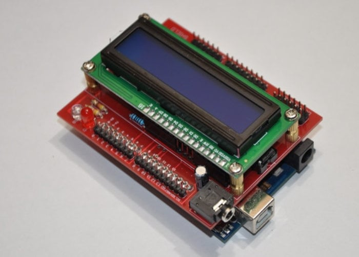 Arduino E-Z COMMS Shield adds speech to your project