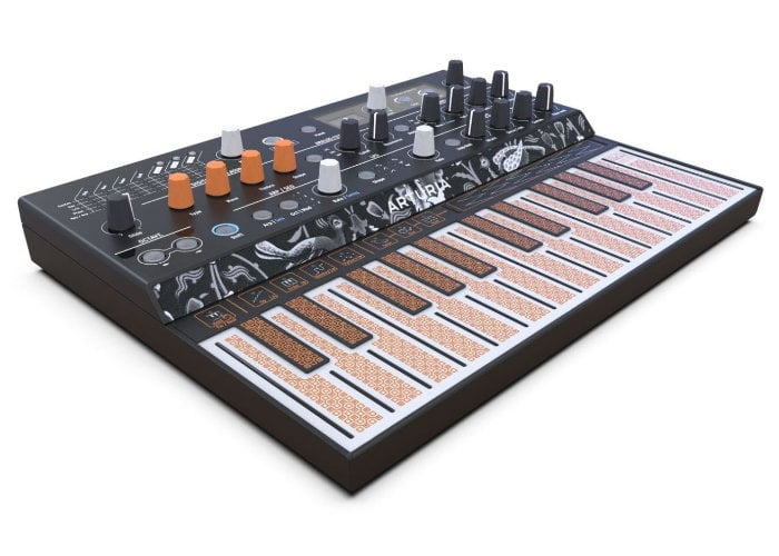 Arturia MicroFreak affordable synthesiser