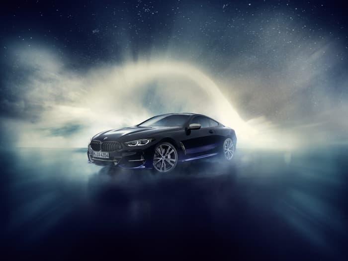 BMW M850i Night Sky Edition