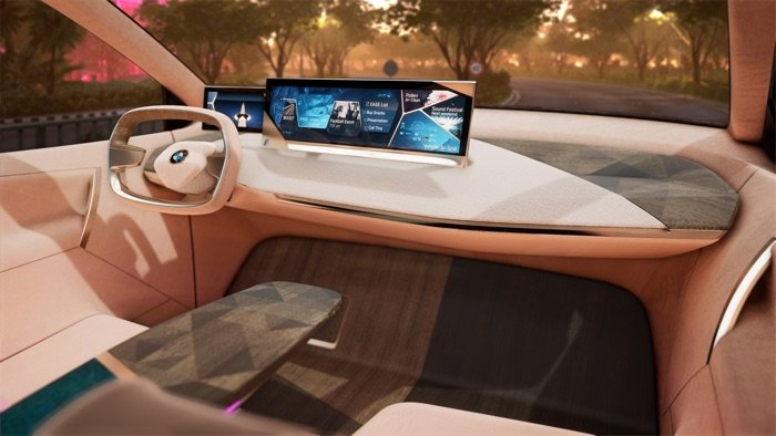 BMW Vision iNEXT to appear at CES 2019