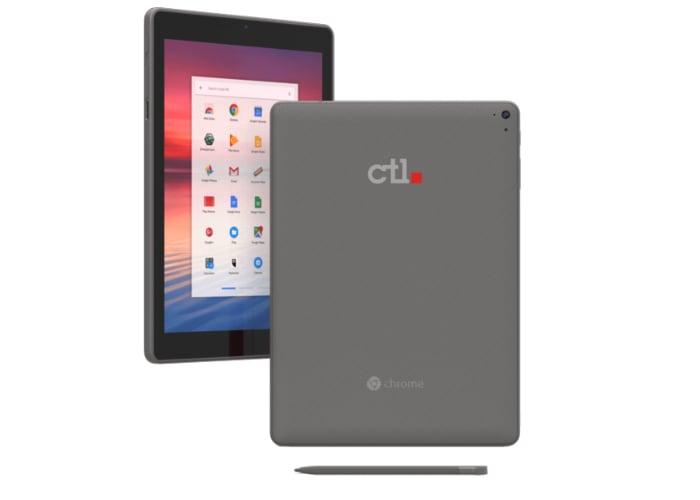 CTL Chromebook Tab Tx1 Chrome OS tablet