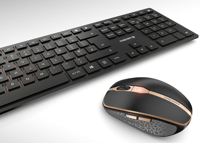 Cherry DW 9000 Slim Combo mouse and keyboard set