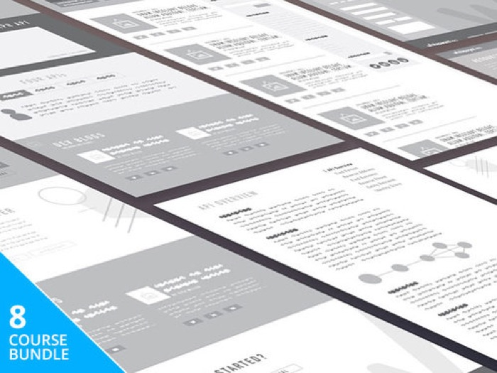 Save 90% on the Complete UI & UX Design Master Class Bundle