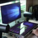 DIY Dual Screen portable desktop PC