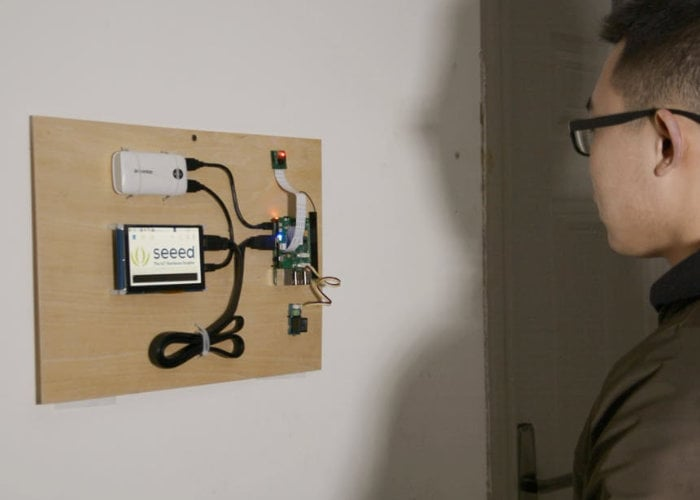 DIY Raspberry Pi face recognition system
