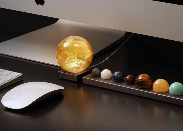 DeskSpace Solar Sun light