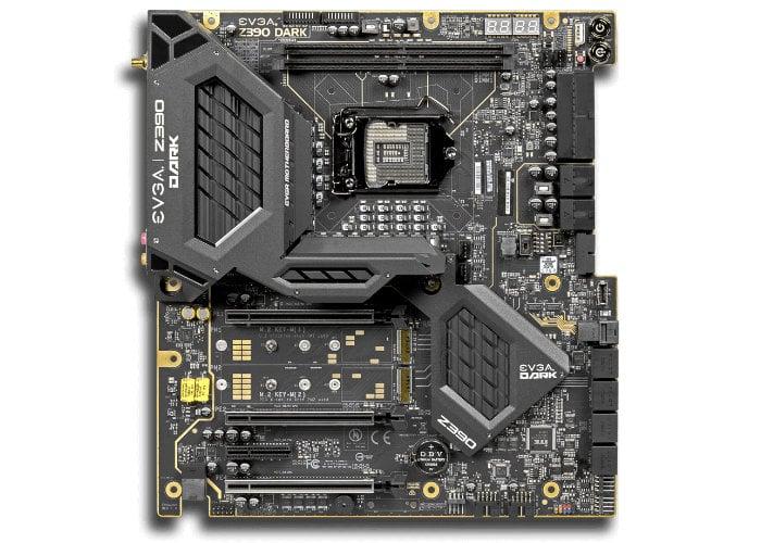 EVGA Z390 DARK motherboard