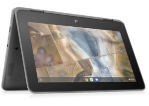 HP unveils two new Education Chromebooks