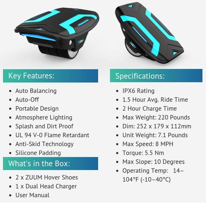 electric skates