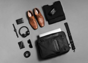 Flypack travel briefcase