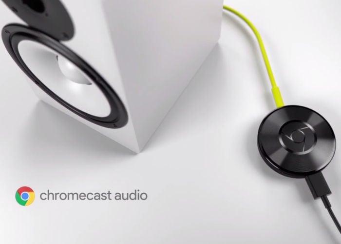 Google pulls plug on Chromecast Audio