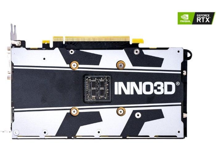 INNO3D GeForce RTX 2060 Twin X2 graphics card
