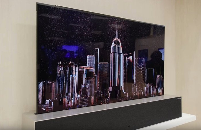 Samsung goes big with a 219-inch TV