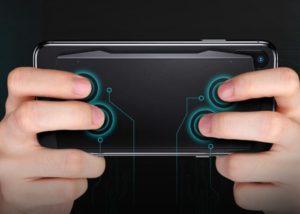 MUJA gaming touchpad