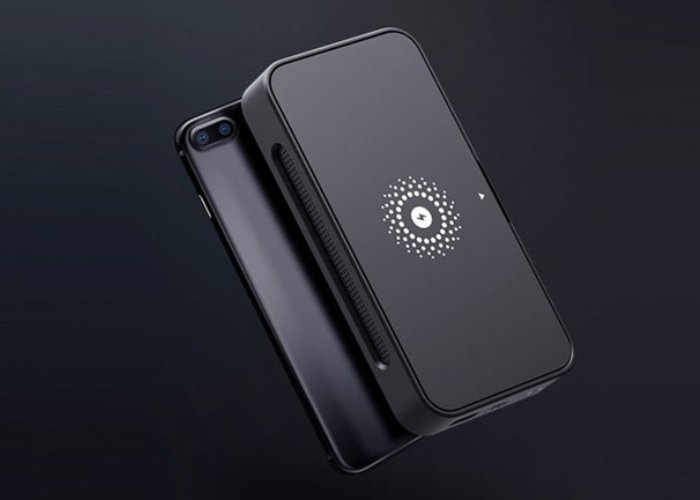 Magic Box smartphone battery wireless charger