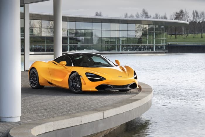 McLaren 720S Spa 68 special edition unveiled
