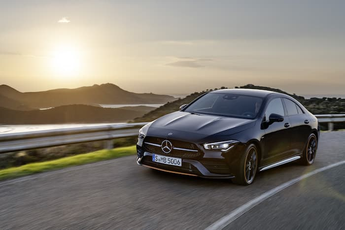 New Mercedes CLA has some serious CLS vibes, smart tech