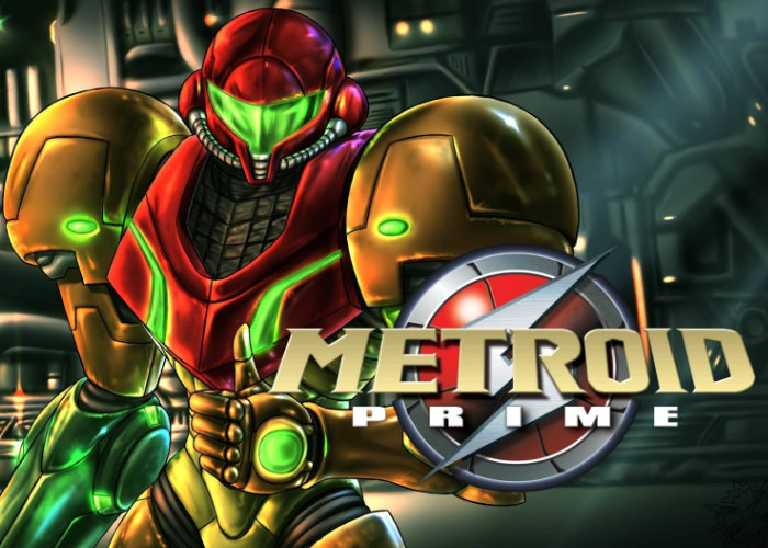 PC Metroid Prime HD Texture Pack adds over 9,000 A I enhanced