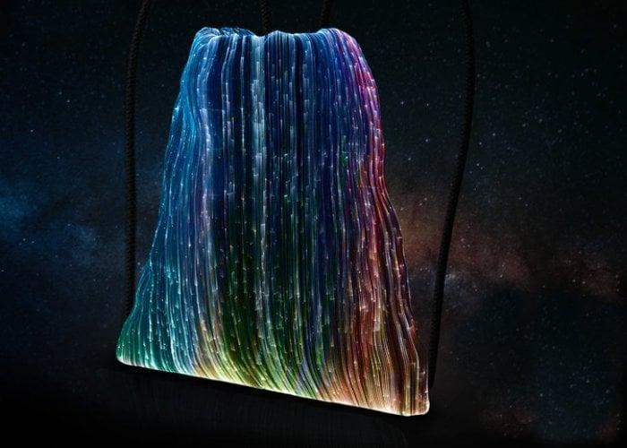 NEBULITE fibre optic illuminated bags