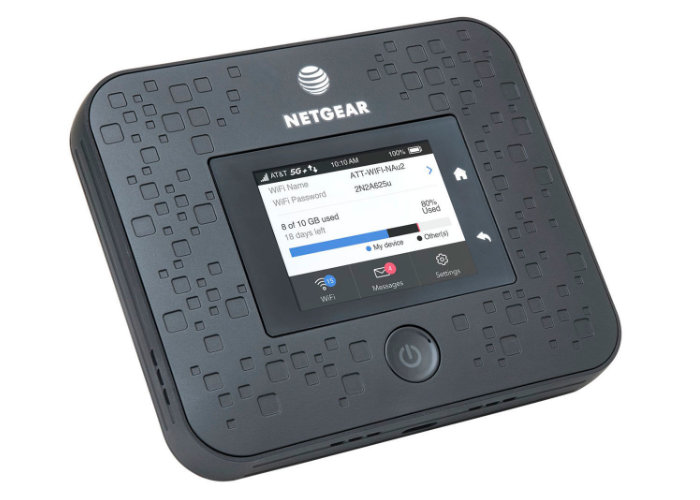 netgear 5g mobile hotspot geeky gadgets. Black Bedroom Furniture Sets. Home Design Ideas