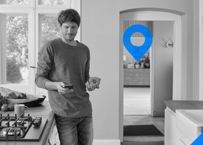 New Bluetooth directional positioning technology